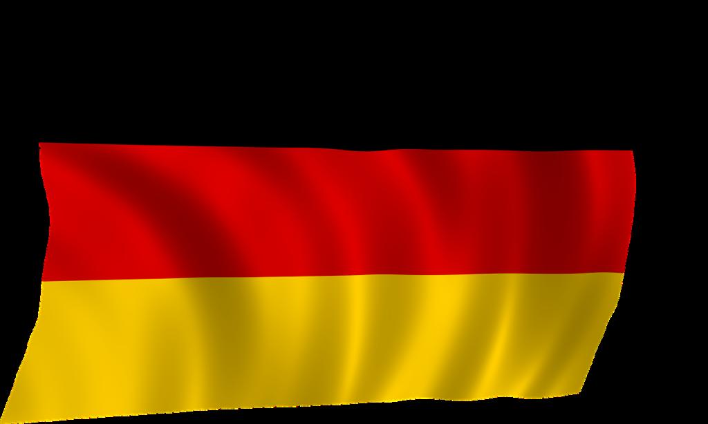 Eladó cégek Németországban - Német zászló