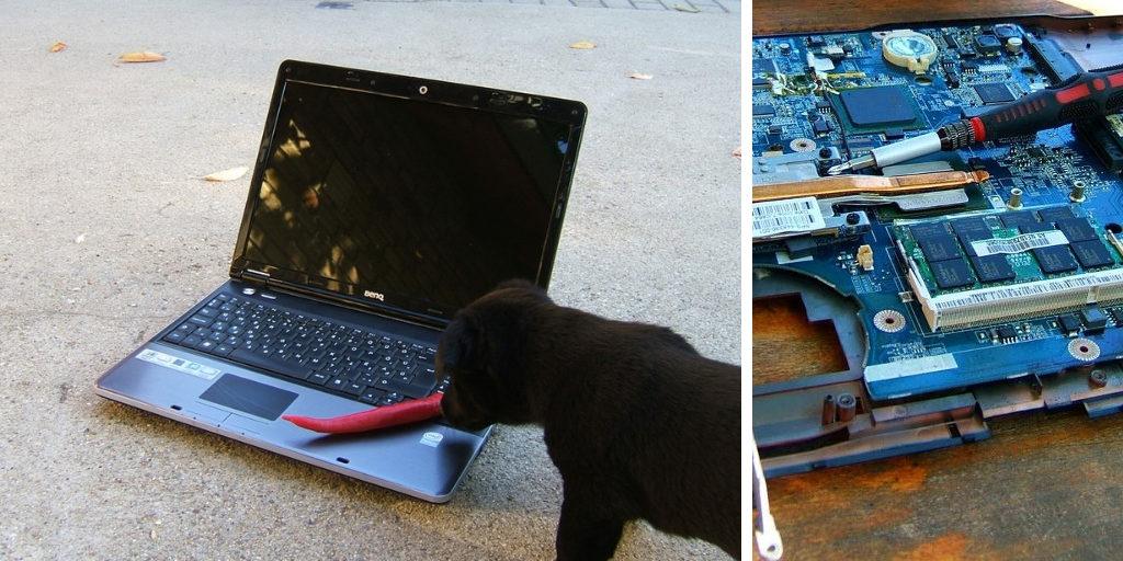 használt laptop problémák