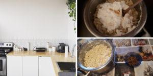 túrós tészta recept